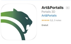 application art et portails