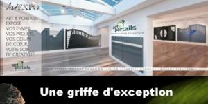 Exposition portails coulissants et portails battants