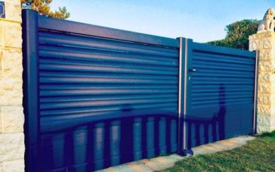 Aluminium Thermolaqué : Portails Hautement Résistants