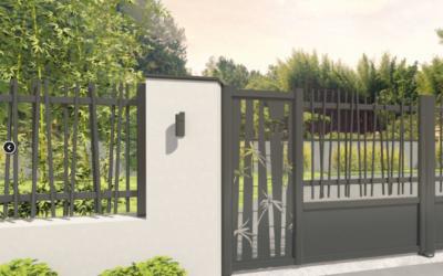 Ajouter une clôture à son portail