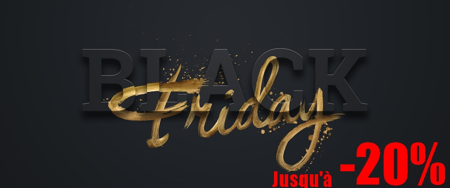Art et Portails Black Friday